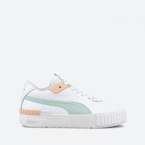 נעלי סניקרס פומה לנשים PUMA Cali Sport - לבן