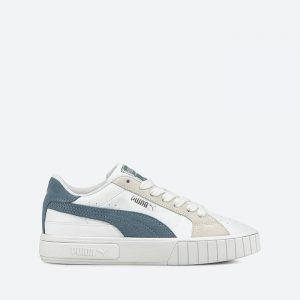 נעלי סניקרס פומה לנשים PUMA Cali Star Mix - לבן
