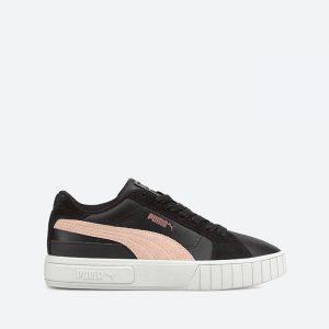 נעלי סניקרס פומה לנשים PUMA Cali Star Mix - שחור