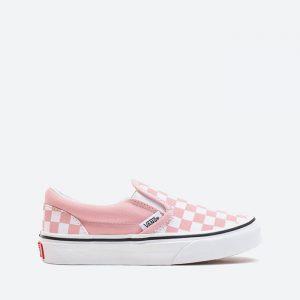 נעלי סניקרס ואנס לנשים Vans Classic Slip-On - ורוד