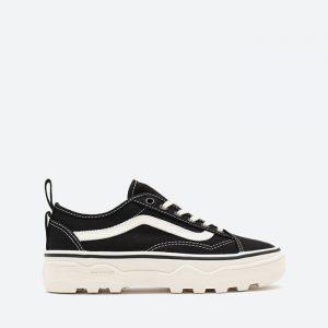 נעלי סניקרס ואנס לנשים Vans UA Sentry Old Skool Wc - שחור