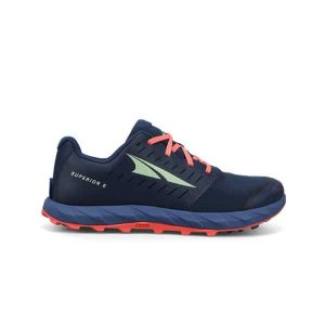 נעלי ריצה אלטרה לנשים ALTRA Superior 5 - כחול/כתום