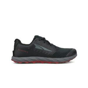 נעלי ריצה אלטרה לגברים ALTRA Superior 5 - שחור/אדום
