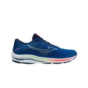 נעלי ריצה מיזונו לגברים Mizuno Wave Rider 25 - כחול