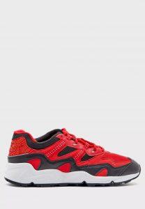 נעלי סניקרס ניו באלאנס לגברים New Balance ML850 - אדום