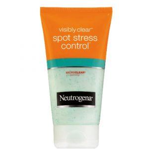 מוצרי טיפוח ניוטרוג'ינה לנשים Neutrogena VISIBLY CLEAR 150ml - כתום