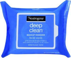 מוצרי טיפוח ניוטרוג'ינה לנשים Neutrogena DEEP CLEAN - כחול