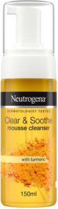 מוצרי טיפוח ניוטרוג'ינה לנשים Neutrogena CLEAR & SOOTHE 150ml - צהוב