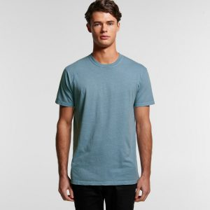 חולצת T אס קולור לגברים As Colour FADED - אדום