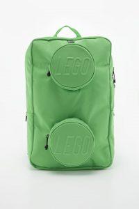 תיק לגו לגברים LEGO Brick 1X2 - ירוק