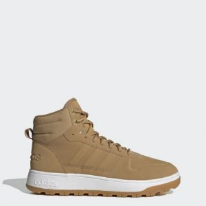 נעלי סניקרס אדידס לגברים Adidas FROZETIC - חום בהיר