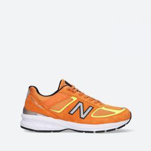 נעלי ריצה ניו באלאנס לגברים New Balance M990 - כתום