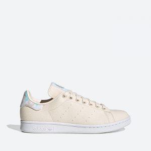 נעלי סניקרס אדידס לנשים Adidas Originals STAN SMITH - בז'