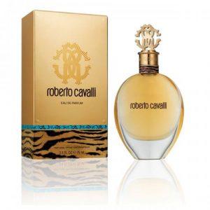 בושם רוברטו קאוולי לנשים Roberto Cavalli Siganture 75ml - זהב