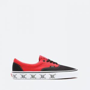 נעלי סניקרס ואנס לגברים Vans Ua Era - אדום