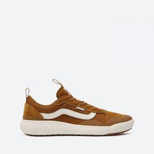 נעלי סניקרס ואנס לגברים Vans Ultrarange Exo Se - חום