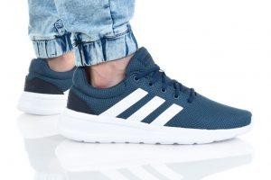 נעלי סניקרס אדידס לגברים Adidas LITE RACER CLN 2.0 - כחול כהה