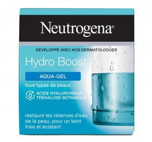 מוצרי טיפוח ניוטרוג'ינה לנשים Neutrogena Hydro Boost 50ml - כחול