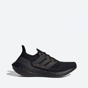 נעלי ריצה אדידס לנשים Adidas Ultraboost 21 - שחור