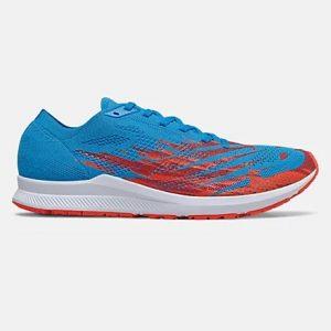 נעלי ריצה ניו באלאנס לגברים New Balance M1500 - כחול/אדום