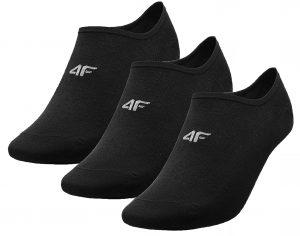 גרב פור אף לגברים 4F socks 3 IN PACK - שחור
