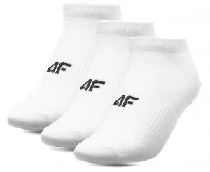 גרב פור אף לגברים 4F socks 3 IN PACK - לבן