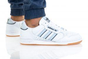נעלי סניקרס אדידס לגברים Adidas CONTINENTAL 80 - לבן
