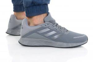נעלי סניקרס אדידס לגברים Adidas DURAMO SL - אפור כהה