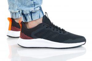 נעלי סניקרס אדידס לגברים Adidas FLUIDSTREET - שחור