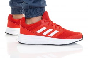 נעלי ריצה אדידס לגברים Adidas GALAXY 5 VIVRED - אדום