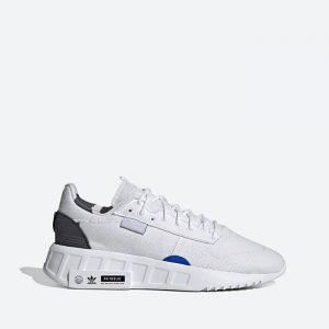 נעלי סניקרס אדידס לגברים Adidas Geodiver Primeblue - אפור בהיר
