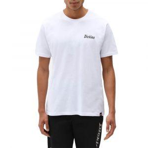 חולצת T Dickies לגברים Dickies Kelliher - לבן