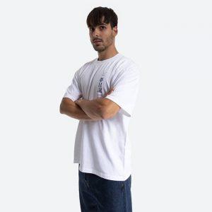 חולצת T Edwin לגברים Edwin Dream Diaries Ts - לבן