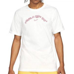 חולצת T נייק לגברים Nike Have A  Day - לבן