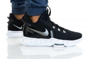 נעלי כדורסל נייק לגברים Nike LEBRON WITNESS V - שחור