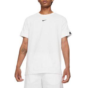 חולצת T נייק לגברים Nike Sportswear - לבן