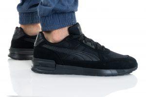 נעלי סניקרס פומה לגברים PUMA GRAVITON PRO - שחור