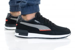 נעלי סניקרס פומה לגברים PUMA GRAVITON - שחור