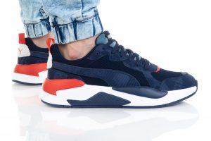 נעלי סניקרס פומה לגברים PUMA X-RAY INDIGO - כחול כהה