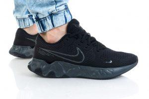 נעלי ריצה נייק לגברים Nike Renew Ride 2 - שחור מלא