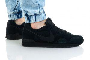 נעלי סניקרס נייק לגברים Nike VENTURE RUNNER SUEDE - שחור