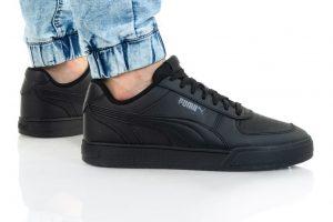 נעלי סניקרס פומה לגברים PUMA CAVEN - שחור