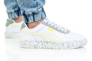 נעלי סניקרס פומה לגברים PUMA CAVEN BETTER - לבן