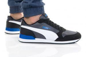 נעלי הליכה פומה לגברים PUMA ST RUNNER V2 NL - צבעוני כהה