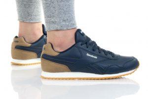 נעלי סניקרס ריבוק לנשים Reebok ROYAL CLJOG 3 - כחול כהה