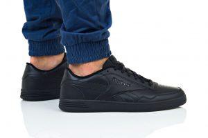 נעלי סניקרס ריבוק לגברים Reebok ROYAL TECHQUE T - שחור מלא