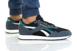 נעלי סניקרס ריבוק לגברים Reebok ROYAL ULTRA - צבעוני כהה