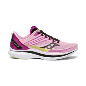 נעלי ריצה סאקוני לנשים Saucony KINVARA 12 - ורוד
