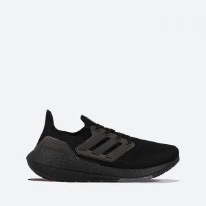 נעלי ריצה אדידס לנשים Adidas UltraBoost 21 J - שחור