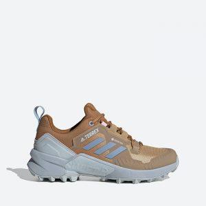 נעלי טיולים אדידס לנשים Adidas errex Swift R3 Gore-trex - חום